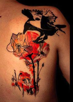 Tattoo by Volko Merschky & Simone Pfaff from Buena Vista Tattoo Club Studio in Germany