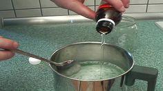 Rezept für perfekte Seifenblasen