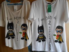 all the parents have superheroes at home:)