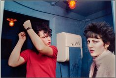 Shelley and DI, The White Swan, Crystal Palace, November 1980.   28 Pictures Of Women From London's Lost '80s Subcultures