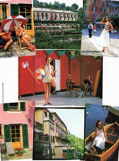 Elgort-Vogue US-December 1992-Postcard from Portofino-Christy Turlington-8