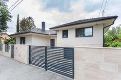 Detached House, Garage Doors, Windows, Elegant, Simple, Pretty, Outdoor Decor, Home Decor, Classy