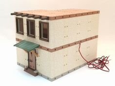Casas para el Belén con SystemX