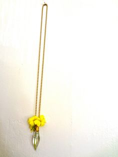 Light Bulb Vase Necklace by ThriftyDicks on Etsy, $15.00...maybe I can somehow make this...
