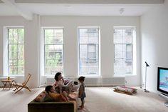 Un loft au coeur de Greenwish Village à New-York