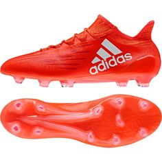 fc47d1562c2 Adidas X 16.1 FG Red Football Boots