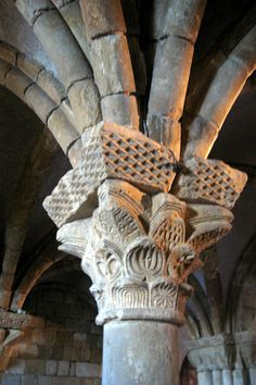 NYC - Fort Tryon Park: The Cloisters - Chapter House from Notre-Dame-de-Pontaut - http://yourdatingfix.com/nyc-fort-tryon-park-the-cloisters-chapter-house-from-notre-dame-de-pontaut.html