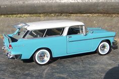 Chevrolet Bel Air Nomad 1955 #2 | by Smallmind