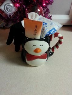 Warm by the Fire Christmas Set  Cute mug, Satin Hands, cocoa, & mittens...what's not to love?!