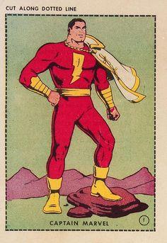 Captain Marvel Adventures #51942 on Flickr.