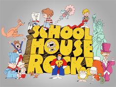 Everything I needed to learn in 3 min, between Saturday morning cartoons!