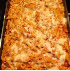 Two timing pasta my hubby loved this!  Maybe add chicken for some variety sometimes.