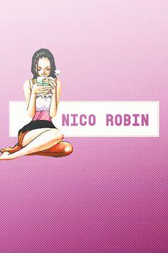 Robin - One Piece Anime D, Anime Comics, Anime Stuff, Zoro And Robin, Nico Robin, Pirate Names, Girls With Black Hair, The Pirate King, Tv Ads
