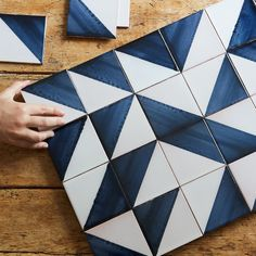 A High-Impact (But Removable!) DIY Tile Backsplash to Give Your Kitchen a Facelift on Food52