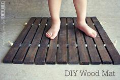 Wooden Door Hangers, Wooden Doors, Backyard Hammock, Modern Deck, Deck Construction, Diy Deck, Building A Deck, Deck Design, Diys
