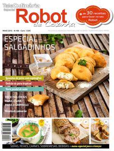 TeleCulinária Robot de Cozinha Nº 88 – Maio 2015