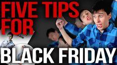 5 Tips For Black Friday