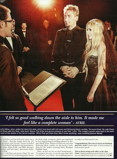 Avril and Chad wedding-Château de la Napoule, France 01.07.13 - Hello Canada Magazine 04.07.13-Official Wedding Pictures