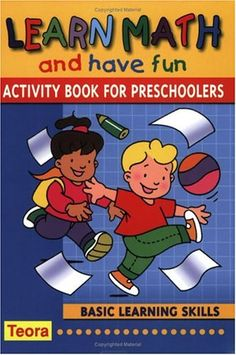 Learn Math and Have Fun: Activity Book for Preschoolers:Amazon:Books