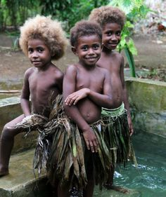 Children of Vanuatu, we stayed there for a month in 2007 beautiful children gorgeous smiles and a kind culture.