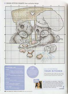 Gallery.ru / Фото #10 - The world of cross stitching 137 - tymannost