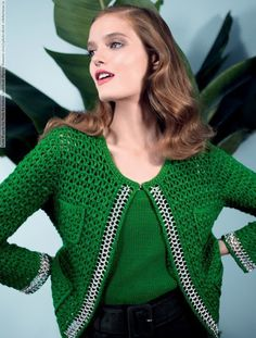 a19b2be9a5cf Осинка Cardigan Au Crochet, Crochet Coat, Love Crochet, Crochet Clothes,  Crochet Saco