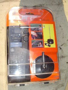 GE Model 3-5920 40-Channel Portable Handheld CB Radio by GE. $28.00. Help! by GE 40-channel handheld portable CB radio car package complete in bubble pak with 12V power adapter, antenna, and instructions.