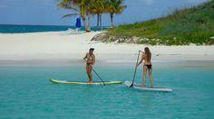 Siren SUP retreat Bahamas!