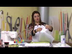 Ateliê na TV - TV Gazeta - 21.03.16 - Lia Pavan - YouTube