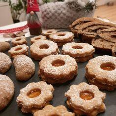 Recept: Cukormentes linzer – Stop Sugar Diabetic Recipes, Diet Recipes, Healthy Recipes, Chia Puding, Granola, Doughnut, Clean Eating, Muffin, Paleo