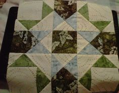 Quilt block of the month 5