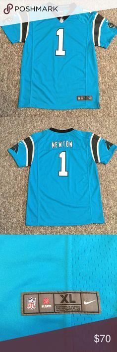 NIKE NFL Carolina Panthers Cam Newton  1 Jersey NIKE NFL Carolina Panthers  Cam Newton Jersey 3df1a2d92