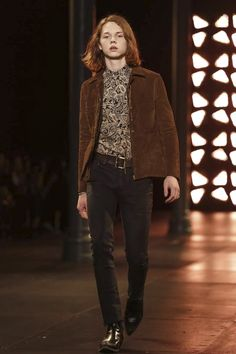 Saint Laurent S/S 2015  ~ actual dream outfit on a boy