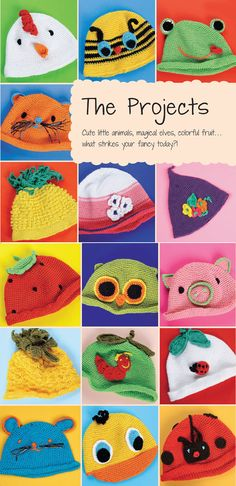 BABY CROCHET DESIGNS : Hats and Booties by: Graziana Materassi, Lois Lemonda - Dover Publications <<<<>>>> CONTENTS 2