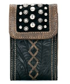 Take a look at this Black River Rock Cell Phone Case by American West on #zulily today!