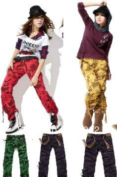 Sport wear, Hottest women and Cargo pants on Pinterest