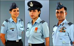 17 Uniforms Of The Indian Air Force That You Have To Earn.