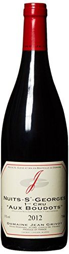 2012 Domaine Jean Grivot Nuits-Saint-Georges les Boudots 1er Cru 750 mL *** See this great product.