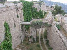 Castillo de Galeras - CARTAGENA. Murcia. España