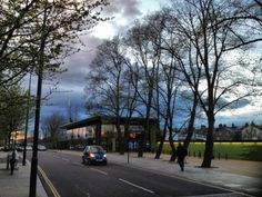 April storm approaching (via Falling In Love, Street View, Places, Lugares
