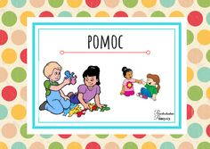 KODEKS PRZEDSZKOLAKA Behavior, Kids, Behance, Young Children, Boys, Children, Boy Babies, Child, Kids Part