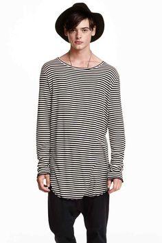 Camiseta de manga larga   H&M