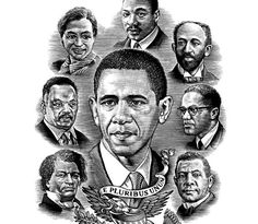 Fear of a Black President. As a candidate, Barack Obama said we needed to reckon with race and with America's original sin, slavery. But as our first black president…. Black History Facts, Black History Month, Barack Obama, Obama President, Presidente Obama, First Black President, Black Art Pictures, Black Presidents, Black Artwork