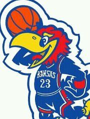 Rock-Chalk Jayhawk!