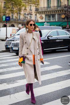 Paris SS 2018 Street Style: Chloe Harrouche