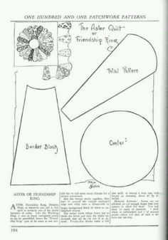 how to make a dresden plate template - dresden plate picture and patterns free download