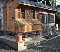 I need some ideas on how to design my chicken coop so can you post your coop pictures? if you do...