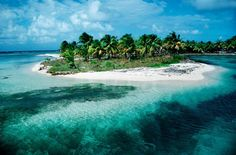 Caribbean Meets the Atlantic in Eleuthera Bahamas ~ Great Panorama Picture