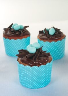 Easter+Cupcakes+with+Chocolate+Icing+recipe+from+SuperValue