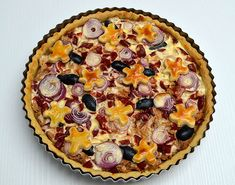 Pepperoni, Philadelphia, Pizza, Desserts, Food, Tart, Postres, Deserts, Hoods